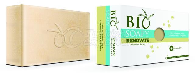 BIOSOAPY RENOVATE Wellness Soap